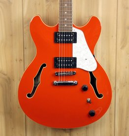 Ibanez Ibanez AS Artore Vibrante 6str Electric Guitar - Twilight Orange