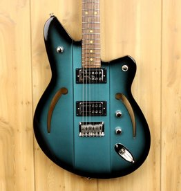 Reverend Reverend Airsonic RA in Deep Sea Blue Burst
