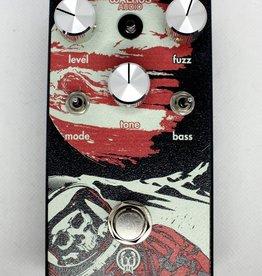 Walrus Jupiter Multi-Clip Fuzz Guitar Pedal V2