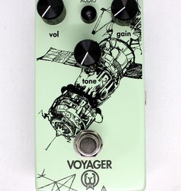 Walrus Walrus Voyager Preamp/Overdrive Guitar Pedal