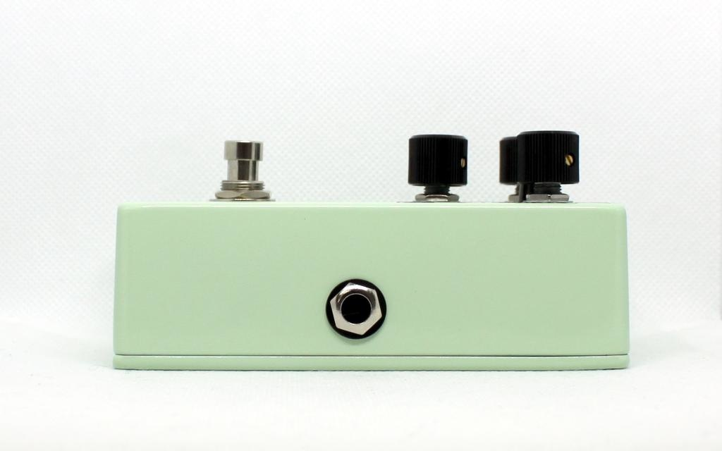 Walrus Voyager Preamp/Overdrive Guitar Pedal