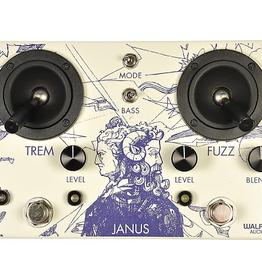 Walrus Janus Tremolo/Fuzz with Joystick Control