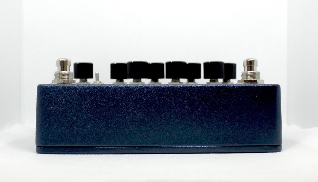 Walrus Descent Reverb/Octave Machine Guitar Pedal