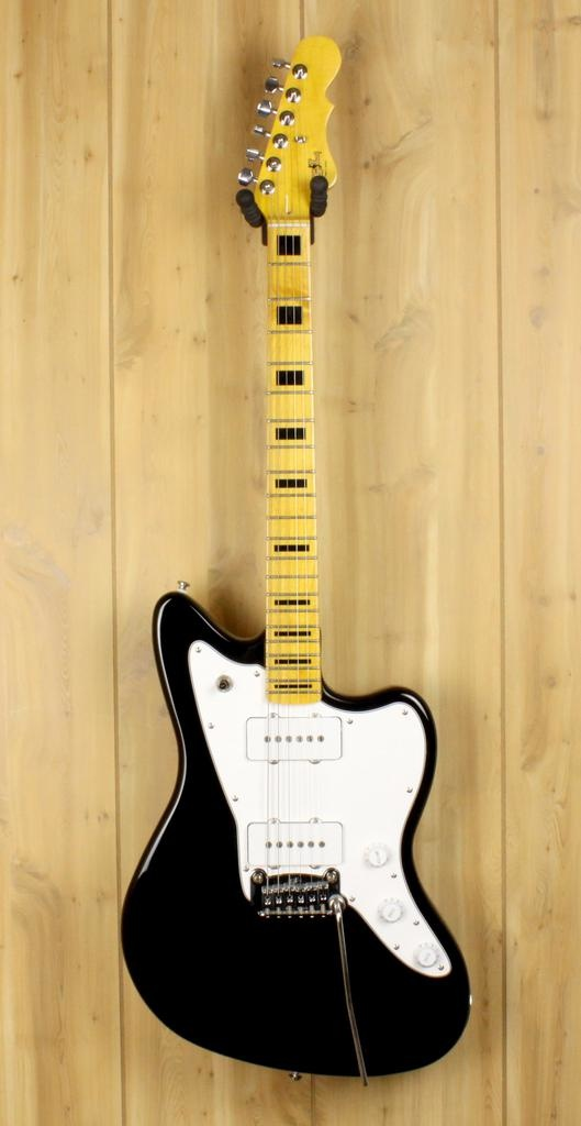 G&L G&L DOHENY JET BLACK MP Tribute