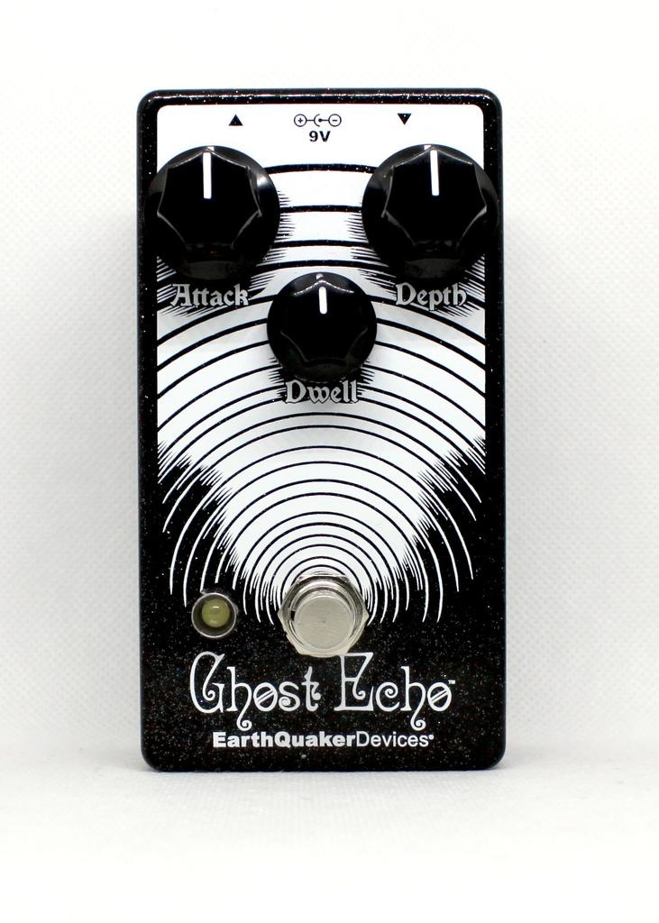 EarthQuaker Earthquaker Ghost Echo Reverb V3