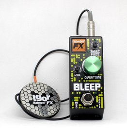 Rainger FX Bleep Monster Fuzz with Igor Controller