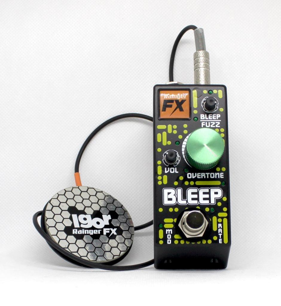 Rainger FX Bleep Monster Fuzz with Igor Controller