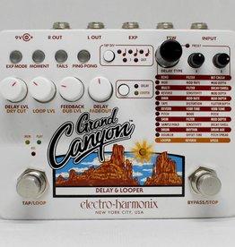 EHX Grand Canyon Delay and Looper