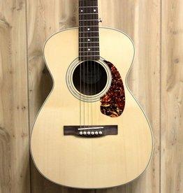 Used Guild Mini Jumbo M-240E Acoustic Guitar With Gig Bag