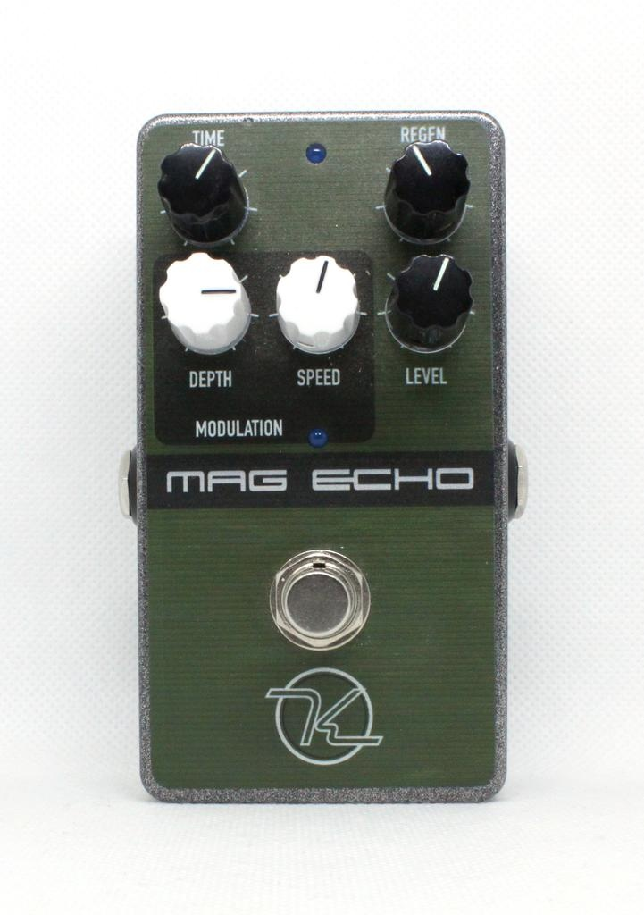 Used Keeley Mag Echo
