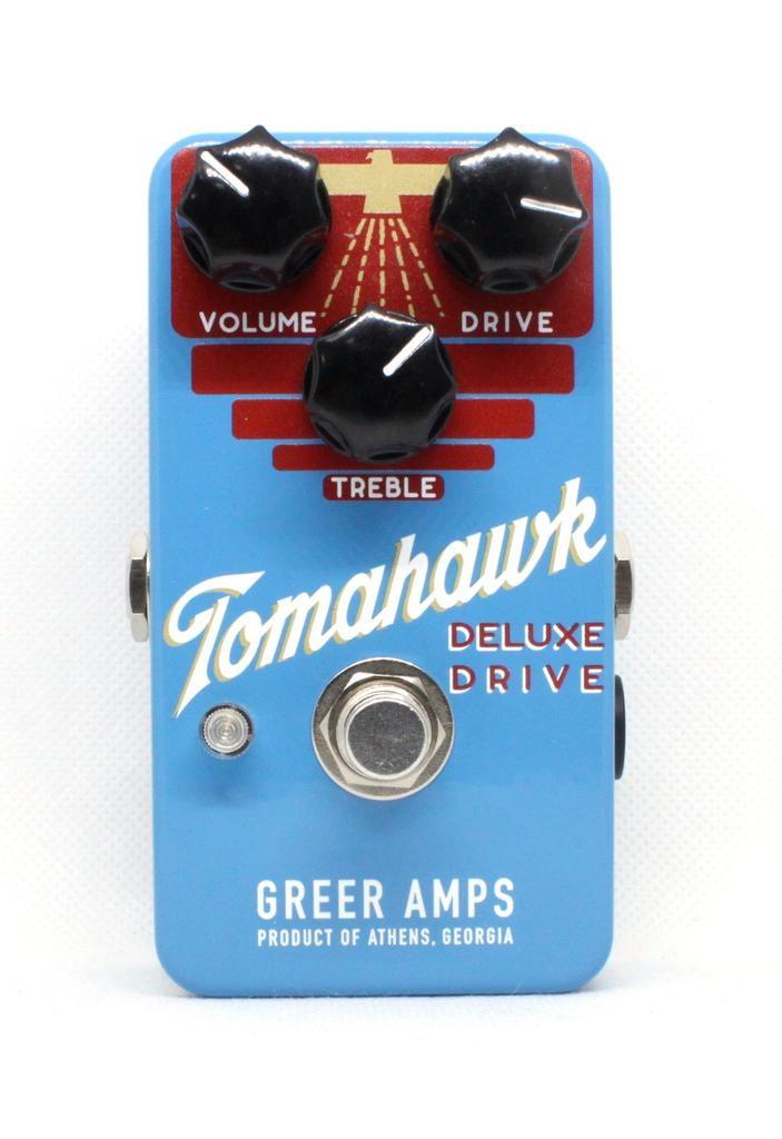 Greer Tomahawk Deluxe Drive