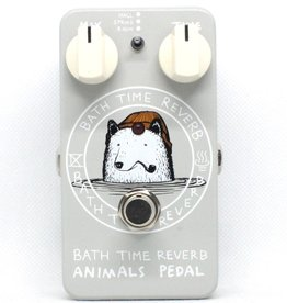 Animals Pedal Bath Time Reverb Pedal