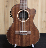 Lanikai Lanikai All Solid Mahogany Tenor Acoustic/Electric Ukulele w/gig bag