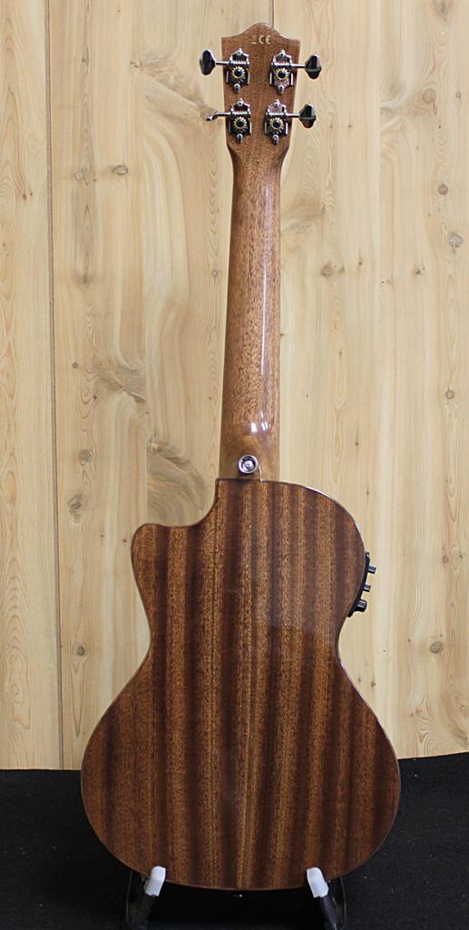 Lanikai Lanikai All Solid Mahogany Tenor Acoustic/Electric Ukulele w/gig bag