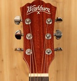 Washburn Washburn Apprentice 5 Dreadnought in Natural w/Hardshell Case