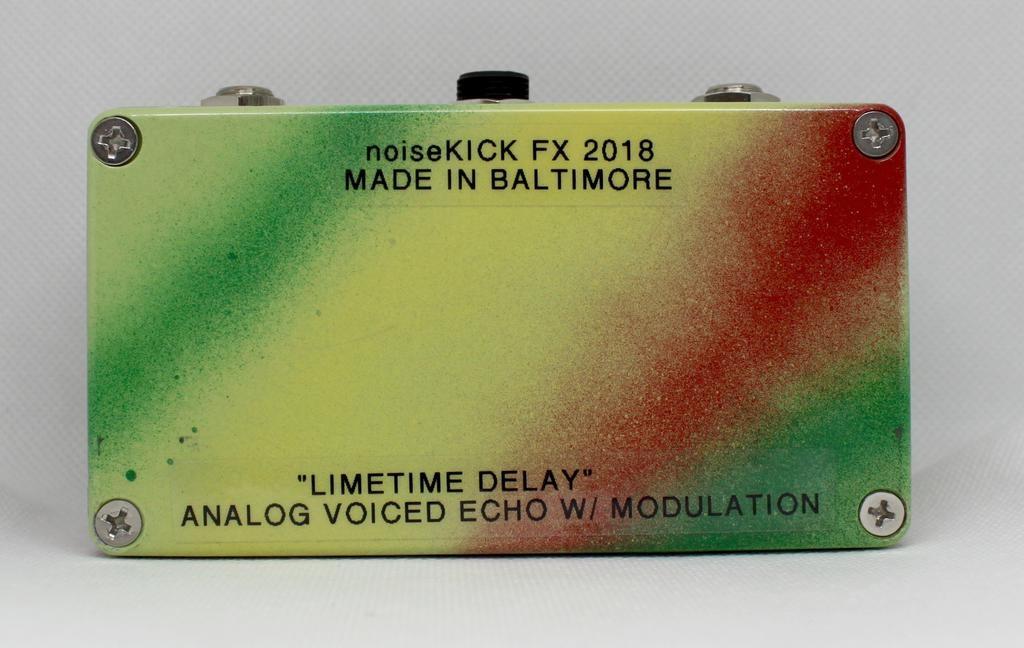 noiseKICK FX LimeTime Delay