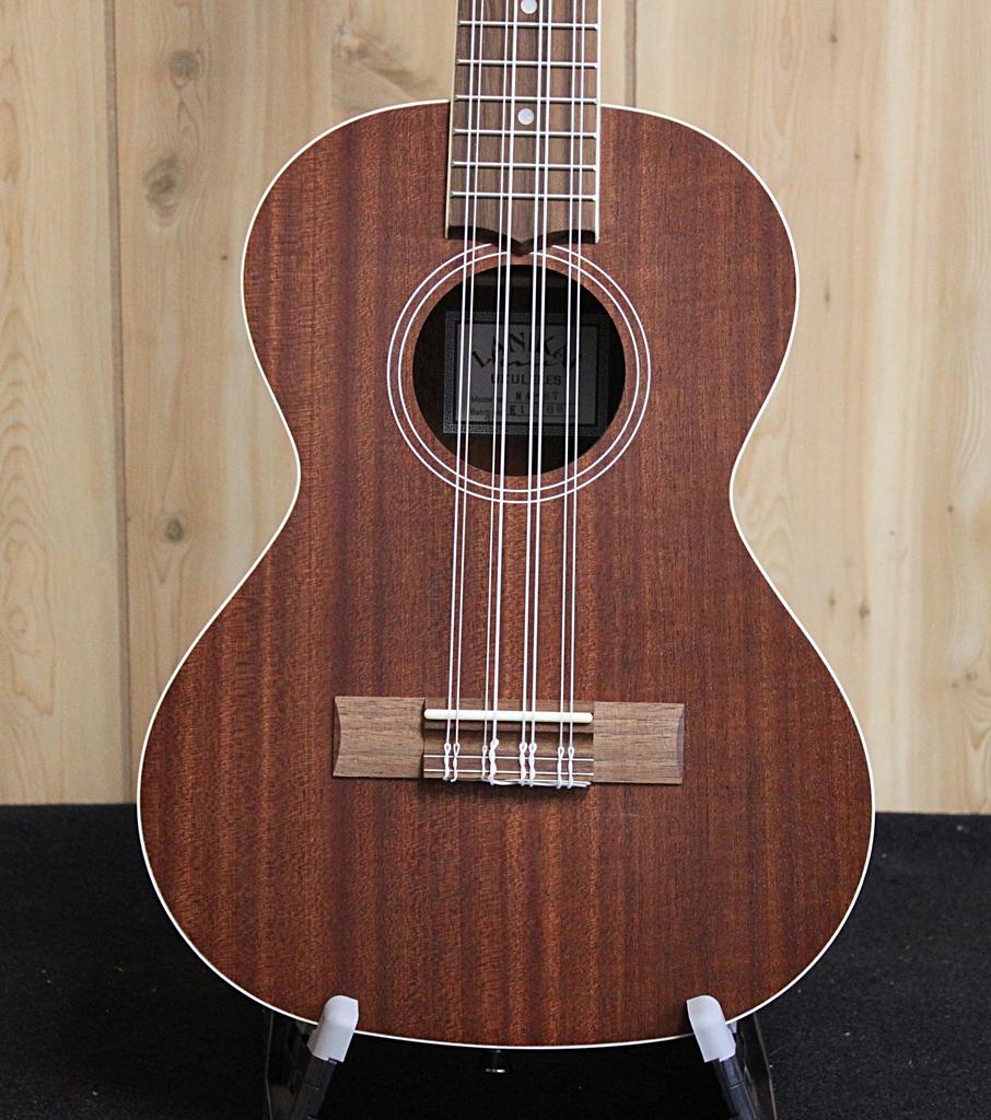 Lanikai Lanikai Mahogany 8 String Tenor Acoustic Ukulele w/gig bag