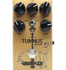 Wampler GOAT Deluxe Overdrive Pedal