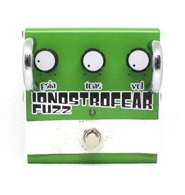 Used Hovercraft Ionostrofear Fuzz Pedal