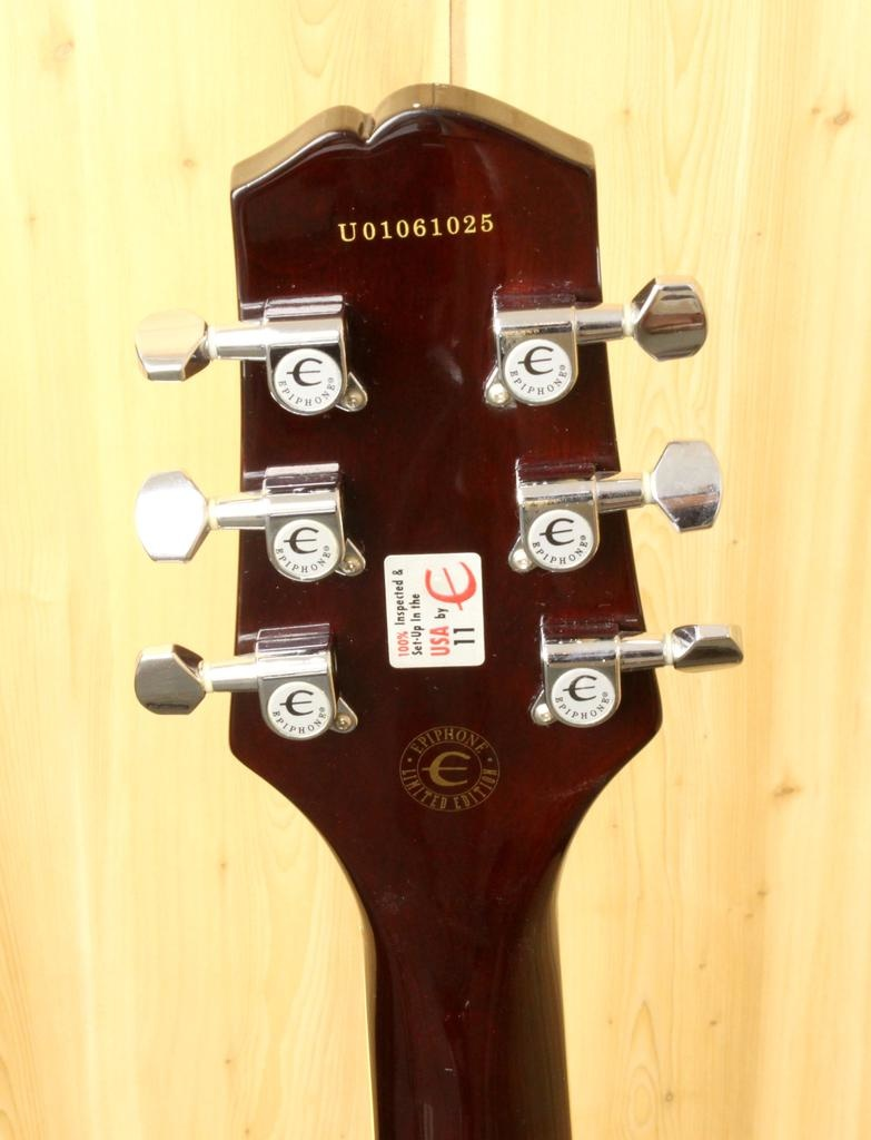 Epiphone Used Epiphone Nuclear Extreme Limited Edition Les Paul in *Rare* Purple Crackle