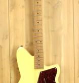 Reverend Reverend Matt West Signature Guitar in Powder Yellow