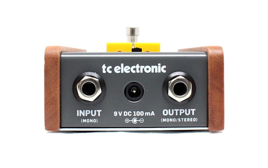TC Electronics TC Electronics June-60 Vintage-Analog Chorus Pedal