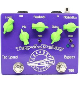 Cusack Music Cusack Music Tap-A-Delay Tap Tempo Delay w/Modulation