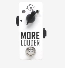 Cusack Music Cusack Music More Louder Clean Boost w/Buffered Bypass