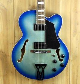 Ibanez Ibanez AF Artcore 6str Electric Guitar - Jet Blue Burst