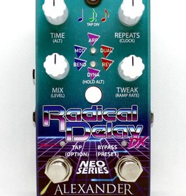 Alexander Alexander Neo Series Radical Delay DX
