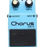 Boss Used Boss CE-2 Chorus MIJ 1985