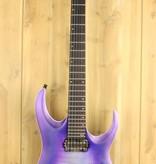 Ibanez Ibanez RGA Axion Label 6str Electric Guitar - Indigo Aurora Burst Flat