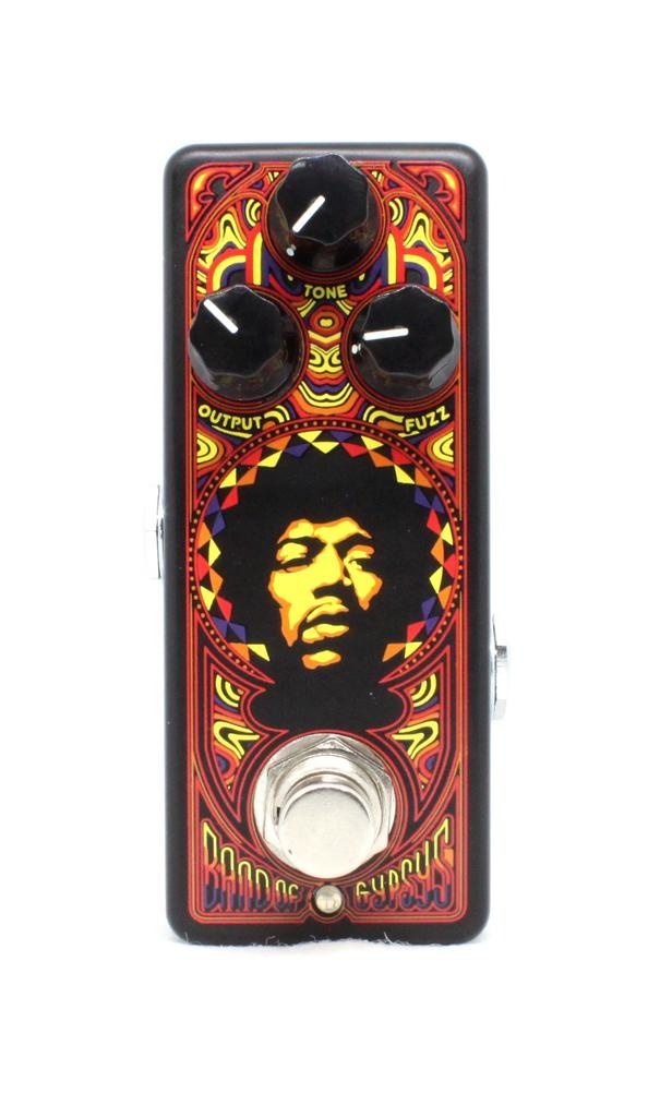 MXR MXR Authentic Hendrix '69 Psych Series Band of Gypsys Fuzz Mini