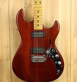 G&L Used 1981 Vintage G&L F-100 Series Guitar w/ Original Hard Case