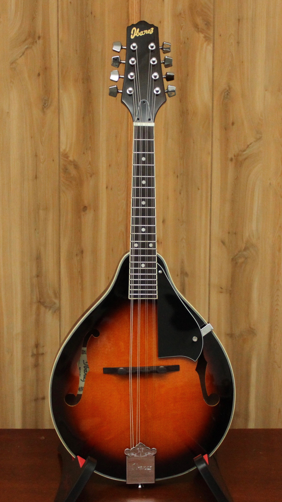 Ibanez Ibanez M510BS A-Style Mandolin in Brown Sunburst
