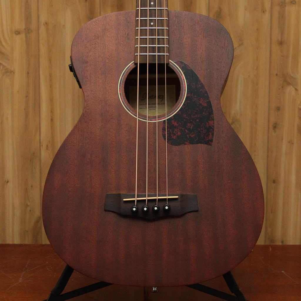 Ibanez Ibanez PCBE12MHOPN Acoustic/Electric Bass Guitar