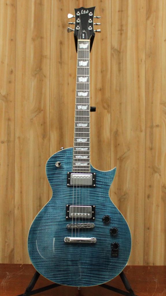 LTD EC-256 FM Cobalt Blue