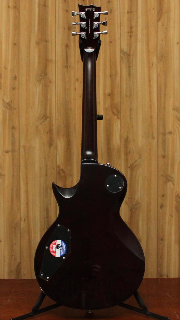 LTD LTD EC-256 FM Dark Brown Sunburst