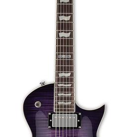 LTD EC-256 FM Transparent Purple Burst