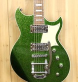 Reverend Reverend Sensei RT Sparkle w/Bigsby 2019 Limited Edition - Sparkling Lime