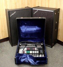 Cordovox Used Cordovox Super V Accordion w/Amp and Ext. Cabinet