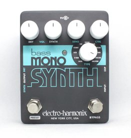 EHX Bass Mono Synth Pedal