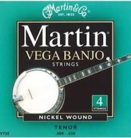 Martin Martin Vega Tenor Banjo Strings 9-30