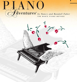 Faber Hal Leonard Faber Piano Adventures Level 4 - Performance Book