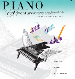 Faber Hal Leonard Faber Piano Adventures Level 3A - Theory Book