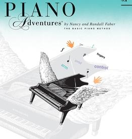 Faber Hal Leonard Faber Piano Adventures Level 3A - Technique & Artistry Book