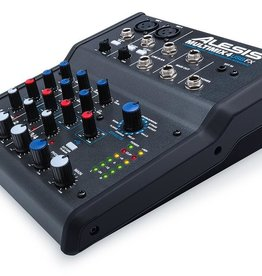 Alesis Alesis MultiMix 4 USB FX 4-Channel USB Desktop Mixer