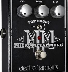 Electro Harmonix Electro Harmonix Micro Metal Muff Distortion w/ Top Boost