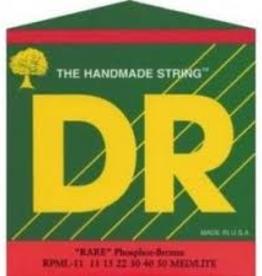 DR DR RARE™ - Phosphor Bronze Acoustic: 12, 16, 24, 32, 42, 54