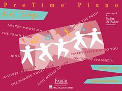 Faber Faber Piano Adventures: PreTime® Kids' Songs